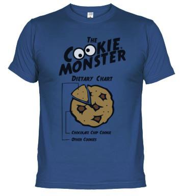 Dieta Monstruo de las galletas